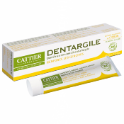Dentifrice Dentargile Citron - 75 ml