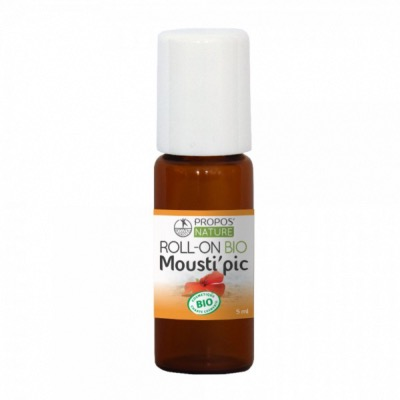 Roll-on anti-moustiques bio - 5ml